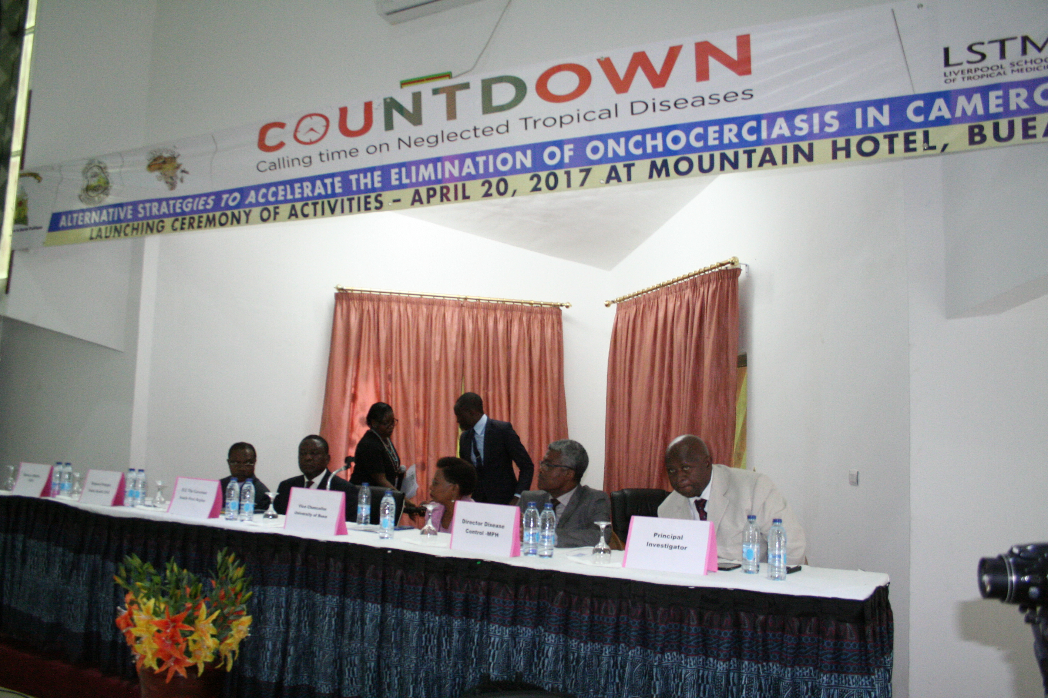 CouNTDown Cameroon – CouNTDown Project in Cameroon